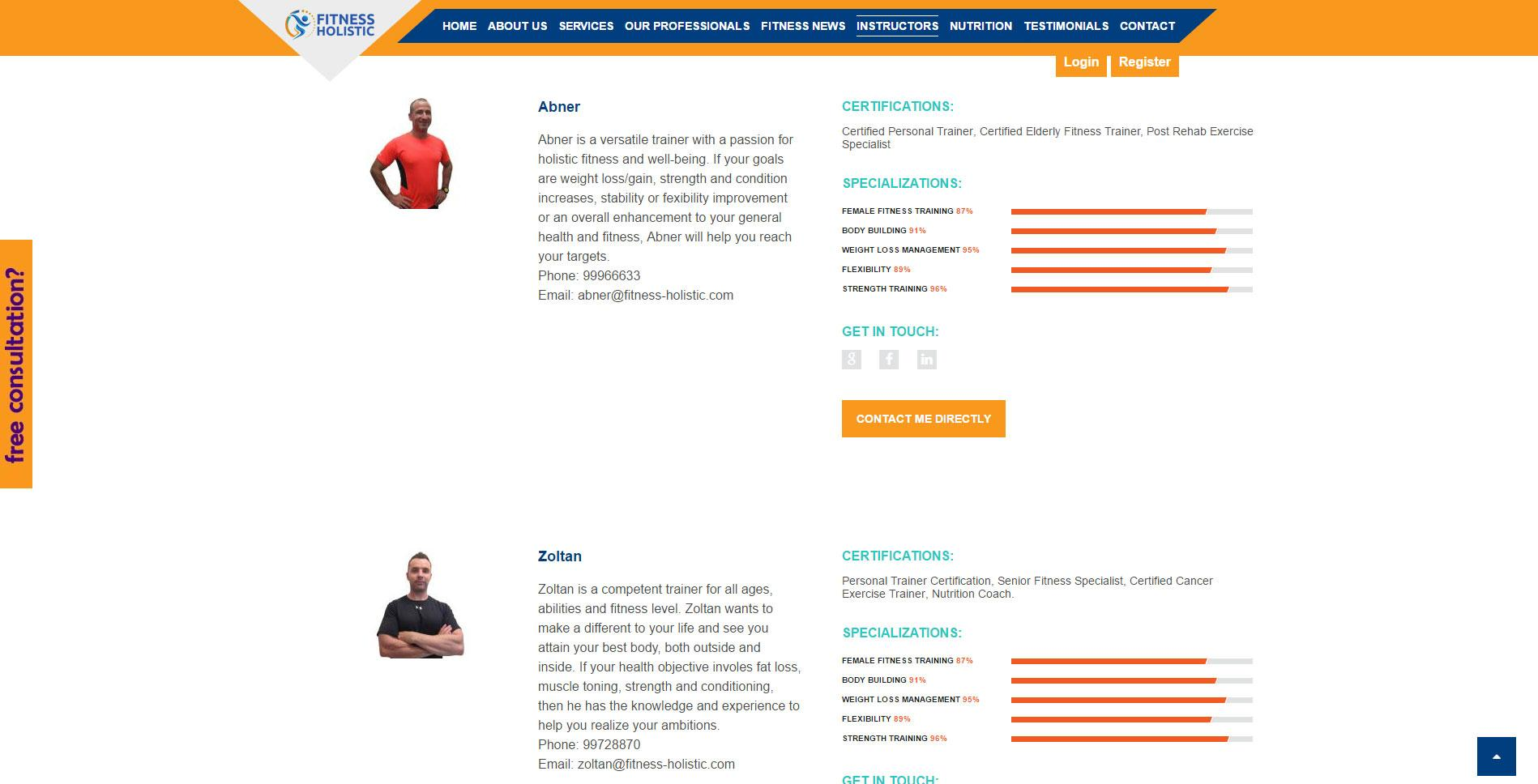 Cancer Exercise Specialist